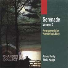 Tommy Reilly,Mundharmonika, CD