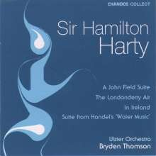 Hamilton Harty (1879-1941): A John Field Suite, CD