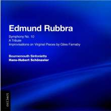 Edmund Rubbra (1901-1986): Symphonie Nr.10, CD