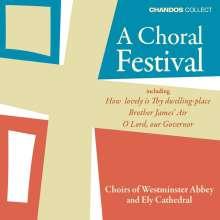 Englische Chormusik, CD