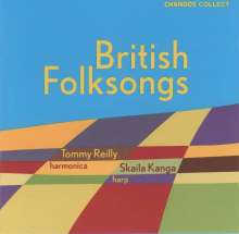 Tommy Reilly,Mundharmonika - British Folksongs, CD