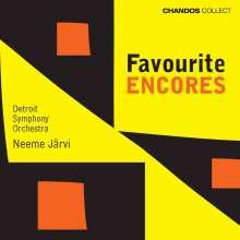 Neeme Järvi & das Detroit Symphony Orchestra - Encore!, CD