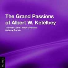 Albert Ketelbey (1875-1959): Auf einem persischen Markt, CD