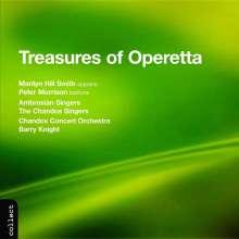 Treasures of Operetta, 2 CDs