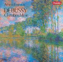 Claude Debussy (1862-1918): Sonate f.Violine & Klavier, CD