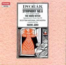Antonin Dvorak (1841-1904): Symphonie Nr.6, CD