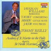 Tommy Reilly - Musik f.Harmonika & Orch., CD