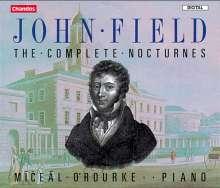 John Field (1782-1837): Nocturnes Nr.1-18, 2 CDs
