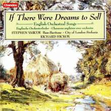 Stephen Varcoe - Englische Orchesterlieder, CD