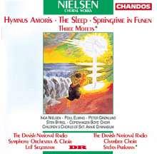 Carl Nielsen (1865-1931): Frühling in Funen op.42, CD