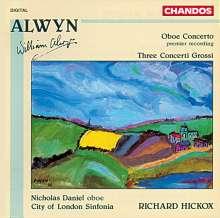 William Alwyn (1905-1985): Oboenkonzert, CD