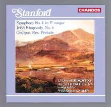 Charles Villiers Stanford (1852-1924): Symphonie Nr.4, CD