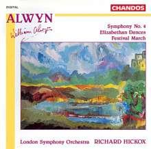 William Alwyn (1905-1985): Symphonie Nr.4, CD
