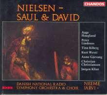 Carl Nielsen (1865-1931): Saul & David, 2 CDs