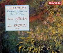 Philippe Gaubert (1879-1941): Werke f.Flöte & Klavier, 2 CDs
