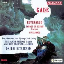Niels Wilhelm Gade (1817-1890): Elverskud op.30, CD