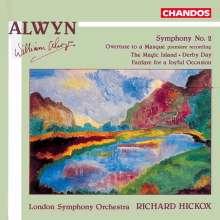 William Alwyn (1905-1985): Symphonie Nr.2, CD