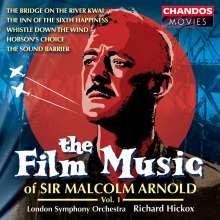 Malcolm Arnold (1921-2006): Filmmusik Vol.1, CD
