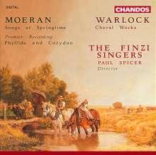 Ernest Moeran (1894-1950): Songs of Springtime, CD