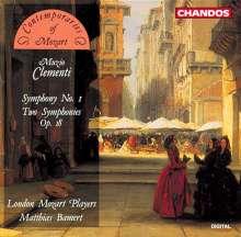 Muzio Clementi (1752-1832): Symphonie Nr.1, CD