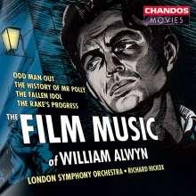 William Alwyn (1905-1985): Filmmusik Vol.1, CD