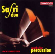 Safri Duo - Works for Percussion, CD