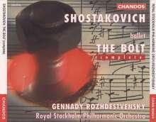 Dmitri Schostakowitsch (1906-1975): Der Bolzen op.27a (Ballettmusik), 2 CDs