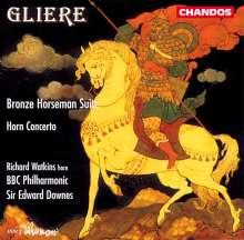 Reinhold Gliere (1875-1956): The Bronze Horseman, CD