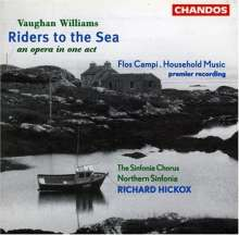 Ralph Vaughan Williams (1872-1958): Riders to the Sea, CD