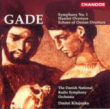 Niels Wilhelm Gade (1817-1890): Symphonie Nr.1, CD