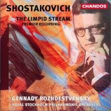 Dmitri Schostakowitsch (1906-1975): Der klare Bach (Ballettmusik), CD