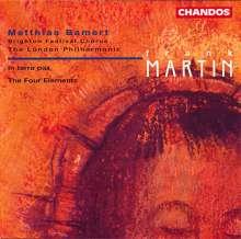 """Frank Martin (1890-1974): Oratorium """"In Terra Pax"""", CD"""