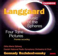 Rued Langgaard (1893-1952): Music of the Spheres, CD