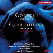Sofia Gubaidulina (geb. 1931): Alleluia, CD