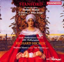 Charles Villiers Stanford (1852-1924): Stabat Mater op.96, CD