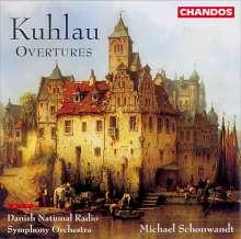 Friedrich Kuhlau (1786-1832): Ouvertüren, CD