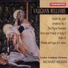 Ralph Vaughan Williams (1872-1958): Symphonie Nr.5, CD