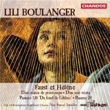 Lili Boulanger (1893-1918): Faust et Helene, CD