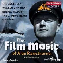 Alan Rawsthorne (1905-1971): Filmmusik, CD