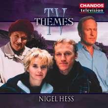 Nigel Hess (geb. 1953): Musik aus TV-Filmen, CD