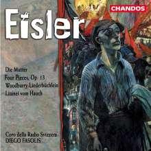 Hanns Eisler (1898-1962): Die Mutter (Kantate op.25), CD