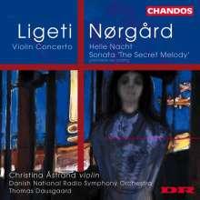 György Ligeti (1923-2006): Violinkonzert, CD