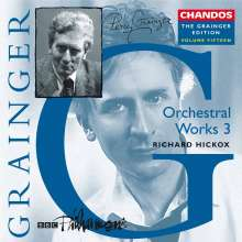 Percy Grainger (1882-1961): Percy Grainger Edition Vol.15, CD