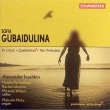 Sofia Gubaidulina (geb. 1931): Quaternion für Celloquartett, CD