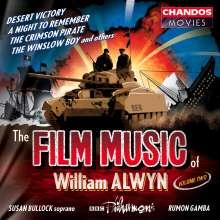 William Alwyn (1905-1985): Filmmusik Vol.2, CD