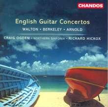 Craig Ogden - English Guitar Concertos, CD