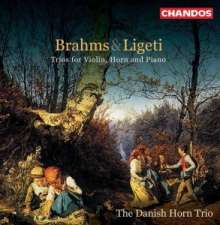 György Ligeti (1923-2006): Trio f.Violine,Horn & Klavier (1982), CD