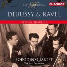 Borodin Quartet - Original Members, CD