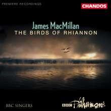 James MacMillan (geb. 1959): Werke für Chor & Orchester, CD