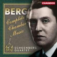 Alban Berg (1885-1935): Die komplette Kammermusik, CD